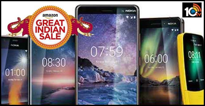 amazon great indian sale big discount on smart phones