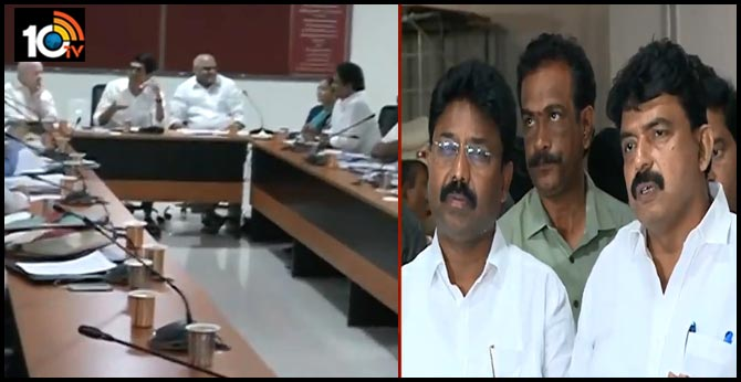 ap ministers comments on chandrababu