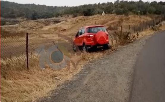 SI Sri Krishna Injured After Drunkards Hit With Car