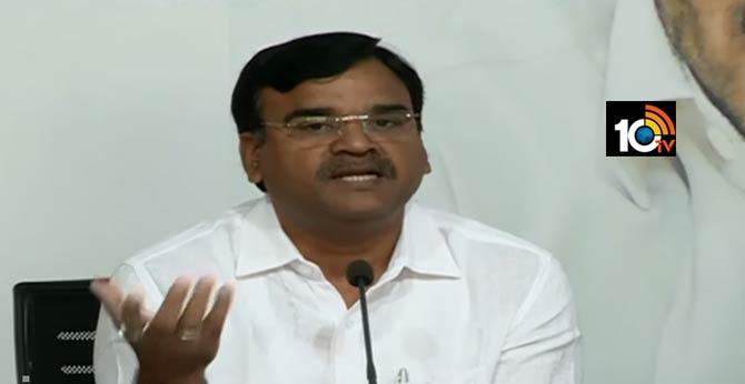 deputy cm sensational comments on amaravati