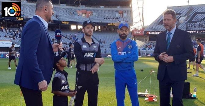 India vs New Zealand, 2nd T20I: New Zealand win toss and bat vs unchanged India
