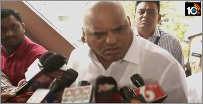 'We will solve the problems of Amaravati farmers' Minister Botsa satyanarayana