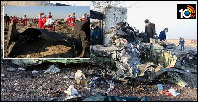 iran agreed to be Demolition of Ukraine plane