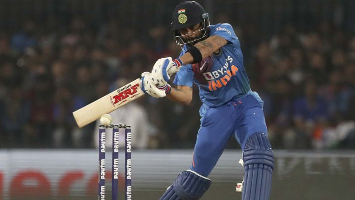 India vs Sri Lanka: Virat Kohli becomes fastest to complete 1000 T20I runs as captain