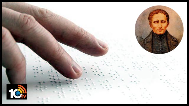 January 4th is World Braille Day..Special Story