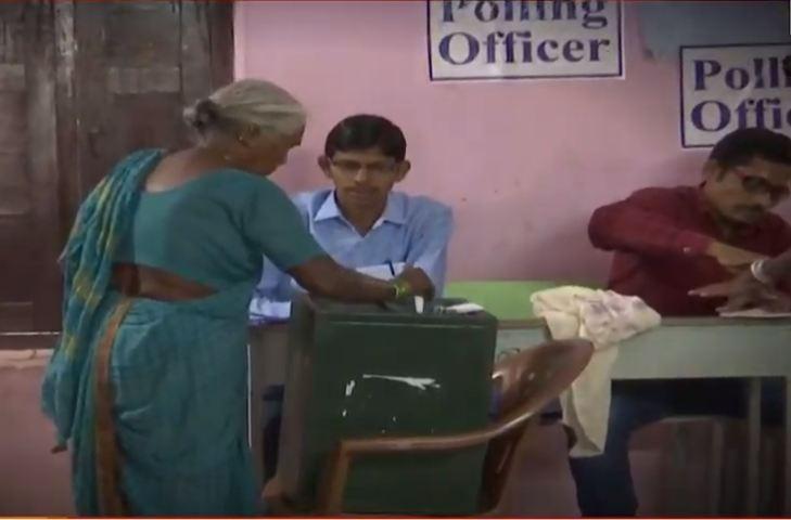 Municipal elections polling in Telangana