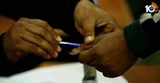 telangana municipal elections polling