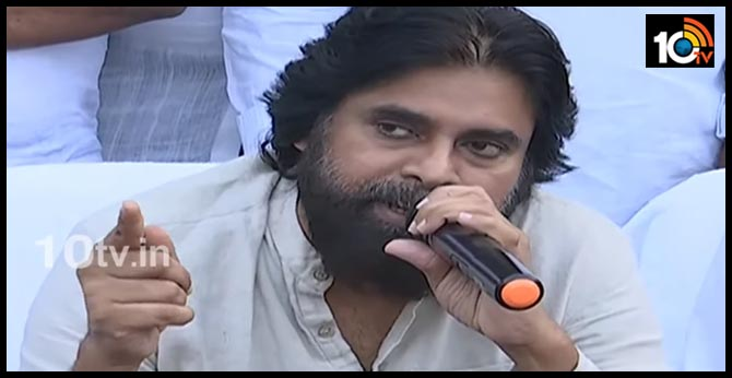 pawan kalyan about delhi tour and ap capital
