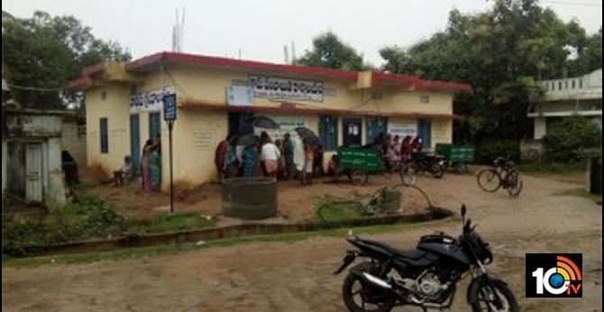 problems will cleared in village revenue offices only