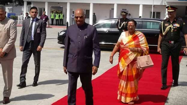 Couple given 48 hours to change wedding venue. President Kovind to the rescue