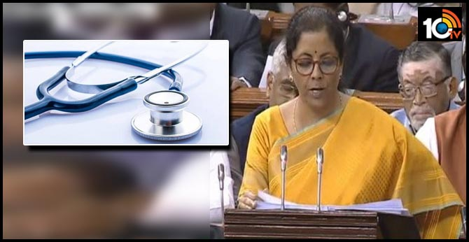 2020-21Budget : Rs 69,000 crore for health sector: Finance Minister Nirmala Sitaraman