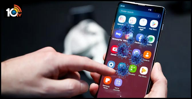 The novel coronavirus can likely live up to 96 hours on phone screens