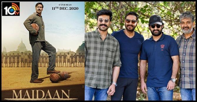 AjayDevgn's Maidaan Gets a NEW Release Date