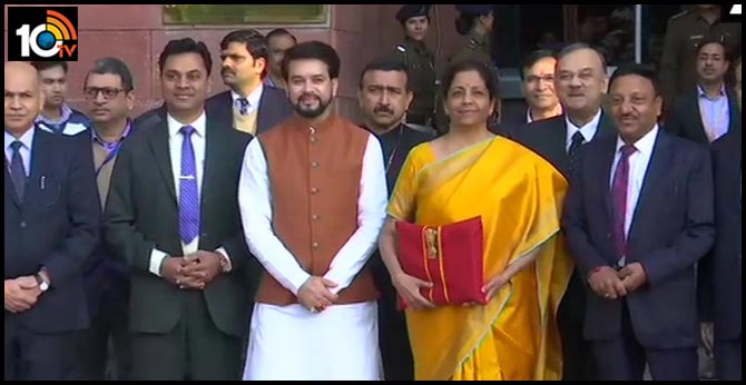 All eyes on Budget 2020 Nirmala Sitharaman