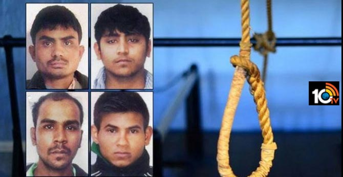 All four convicts in Nirbhaya case should be hanged at once says delhi high court