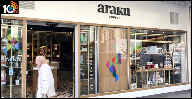 Andhra araku coffee in international reputation