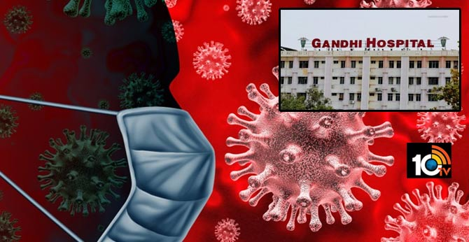 Another Corona virus suspect is admitted to Gandhi Hospital