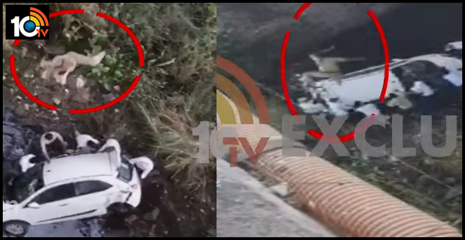 Another tragedy in Allagunur accident ... Constable killed