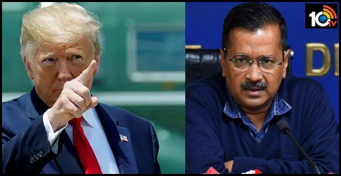 Aravind Kejriwal, Manish Sisodia Not Invited For Melania Trump School Visit