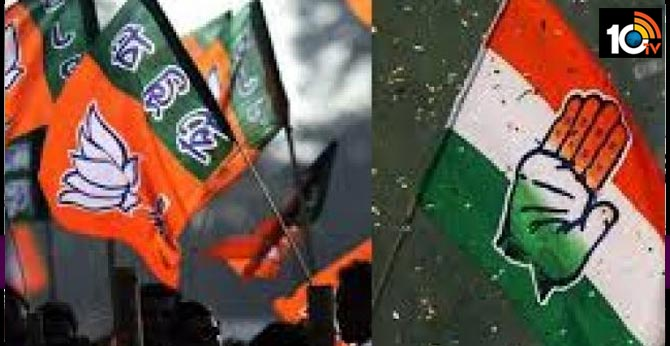 BJP, Congress disappointed results in delhi assembly elections