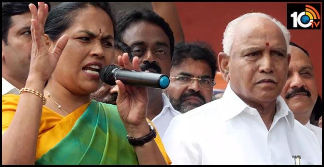 PRESIDENT'S RULE SHOULD BE IMPOSED IN KERALA: BJP MP SHOBHA KARANDLAJE