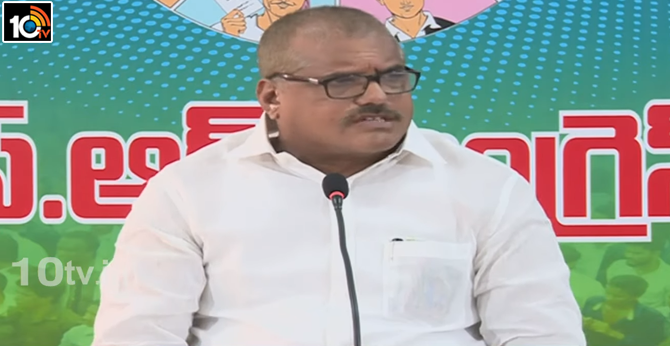 Bothsa Satyanarayana responds about IT Raids in AP, Telangana states