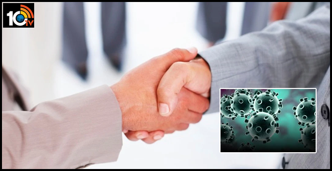 Business's coronavirus conundrum: What's the best alternative to a handshake?