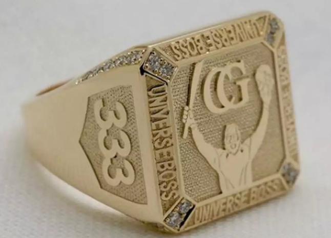 'Universe Boss' Chris Gayle 'rings' in jewellery line