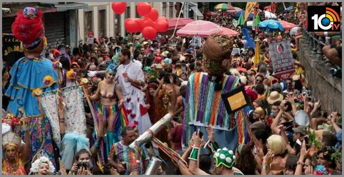 Rio Carnival kicked off in Rio de Janeiro