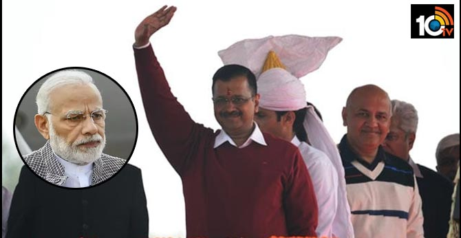 """""""Chief Minister For BJP, Congress Voters Too"""": Arvind Kejriwal After Oath"""