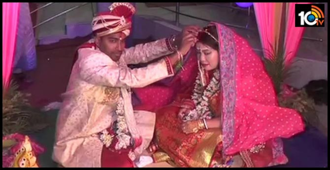 Chinese Bride's Family Misses Wedding In India Due To Coronavirus Travel Ban
