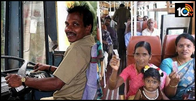 Coimbatore Bus Drivers Can't Talk To Women Seated Next To Them Because They Will Get Distracted