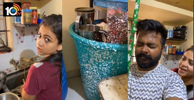 Cooker Blast at Hussain Manimegalai House