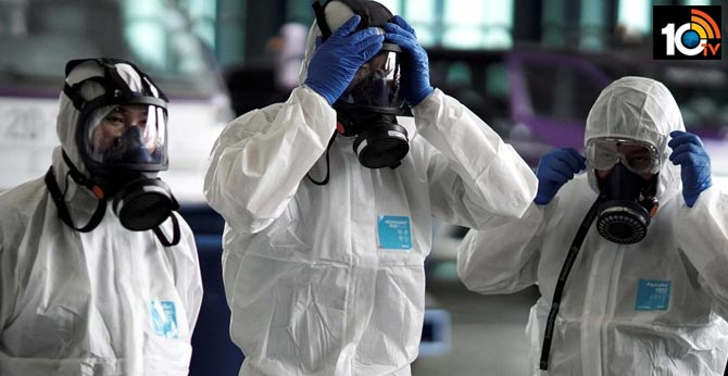 Coronavirus tension in China