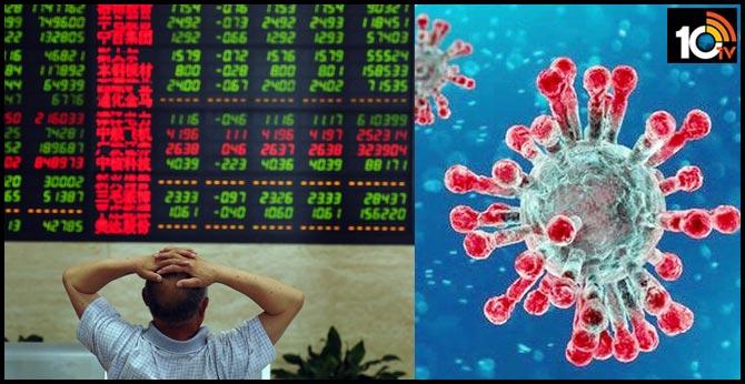 Coronavirus worries wipe $420 billion off China's stock market