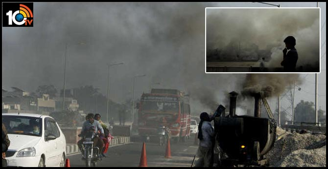 The Cost Of Air Pollution In India Rs 3.39 Lakh Per Second