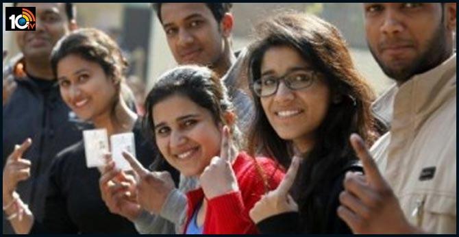 Delhi Assembly Elections 2020..17.26% voter turnout till 1pm