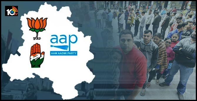 Delhi Election Exciting among the leaders