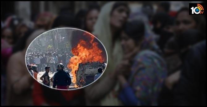 Delhi Riots Increasing mortality