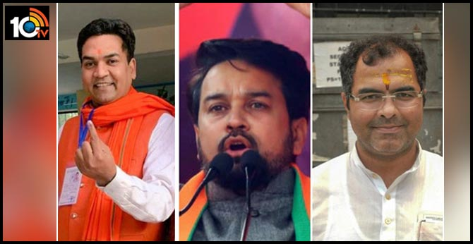 Delhi riots: HC gives Centre 4 weeks to respond to plea seeking FIRs against 3 BJP leaders for hate speech