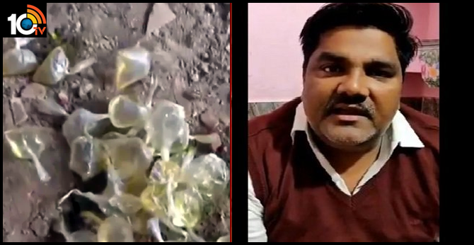 Delhi violence: Not just 'petrol bombs', 'acid packets' also found on AAP neta Tahir Hussain's terrace