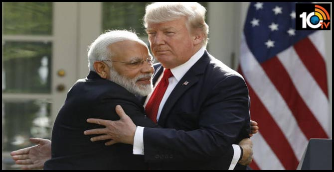Donald Trump visiting to India to stand on his word for Promised Modi