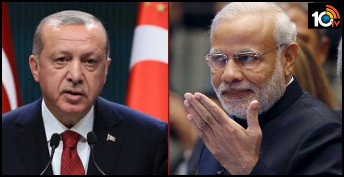 Don't Interfere, Says India After Turkey President Speaks On J&K In Pak