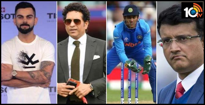 Educational qualifications of 20 Indian cricketers
