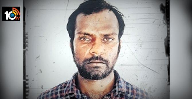 Hajipur case .. Srinivasa Reddy guilty
