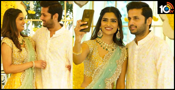 Hero Nithin gets Marry a Girl from Nagarkarnool
