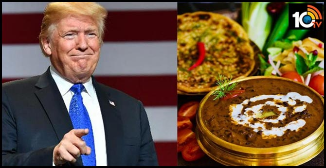 'I have never seen him eat a vegetable: Trump braces for a beef-free menu in India