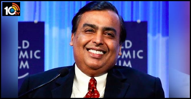 In one Hour, how much money does M. Ambani earn
