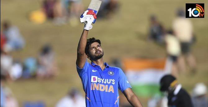 India vs New Zealand: A rise and shine for Shreyas Iyer - A century for India No.4 after 464 days