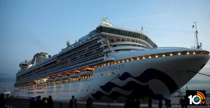 Indians Safe In Japan Diamond Princess Ship